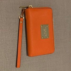 Michael Kora wallet/wristlet